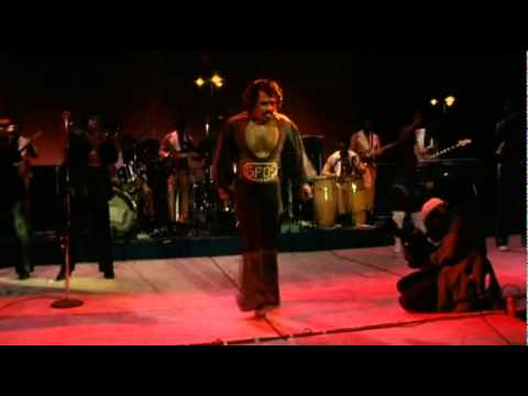 "James Brown ""Soul Power"" live in Kinshasa Zaire, 1974.9"