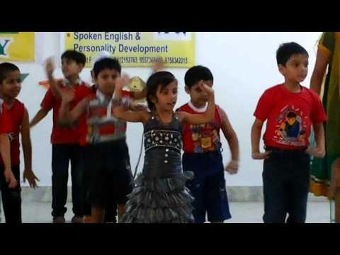 Shivesh Performing :  Radha Teri Chunri video
