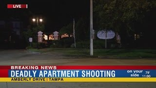 Man tells Tampa Police he killed 2 people, victims found in apartment
