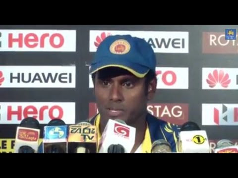 5th ODI Post Match Press Conference - England in Sri Lanka 2014