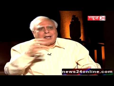 Kapil Sibal INTERVIEW 2013 - SLAMS Narendra Modi