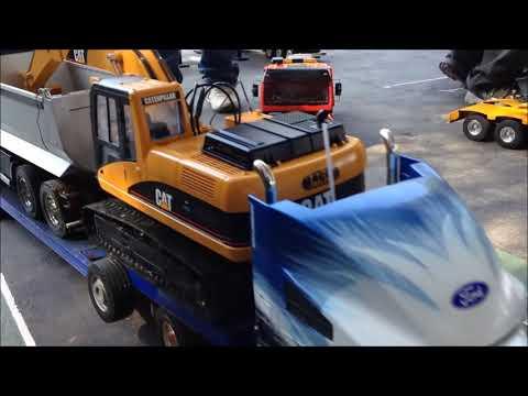TRuck´s Camiones rc zona centro 15 y 16 de marzo 2014¡