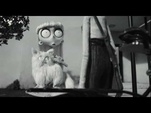 "Frankenweenie ""Mr. Whiskers' Dream"" Clip"