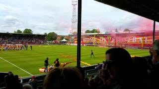 Go Ahead Eagles - De Graafschap