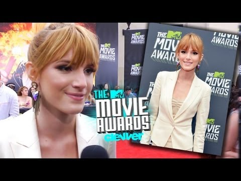 Bella Thorne Interview - 2013 MTV Movie Awards