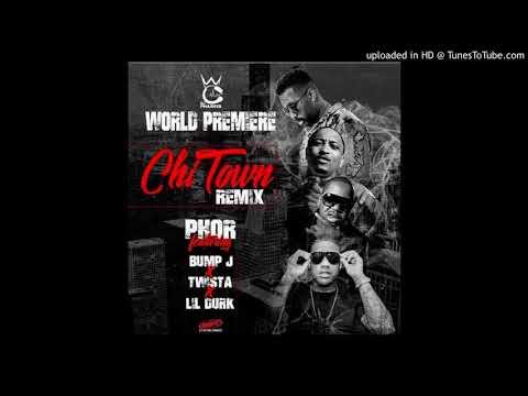 Phor - Chi Town Remix (Feat. Lil Durk, Bump J, and Twista)