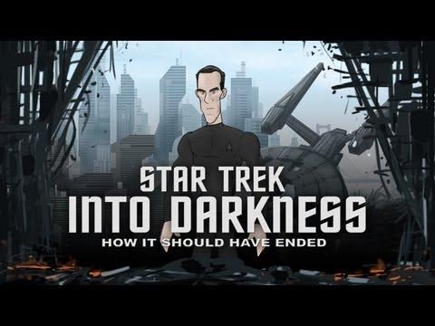 Jak měl skončit Star Trek: Do temnoty