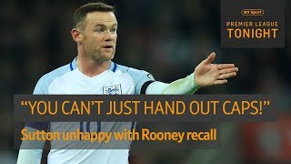 Is Wayne Rooney's England send off a gimmick? | PL Tonight
