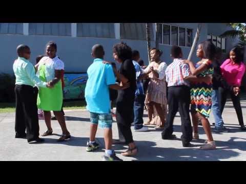 Bachata Cumbia y Zapateado Mix. Beacon Hill School - 10/02/2013