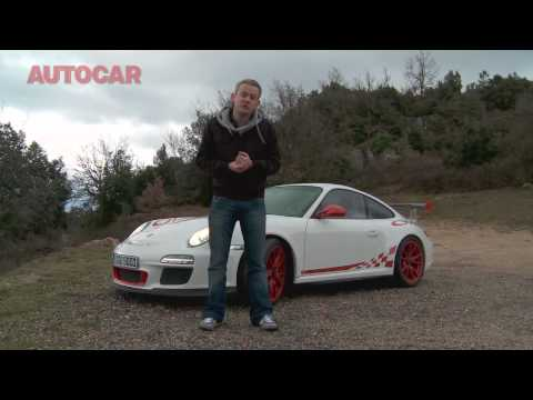 Porsche 911 GT3 RS driven by autocar.co.uk Video
