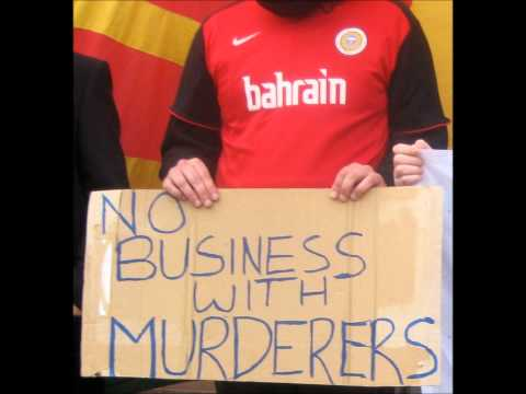 Bahrain Protest 13/10/11 coverage on BBC Radio (RAPAR & MENA Solidarity)