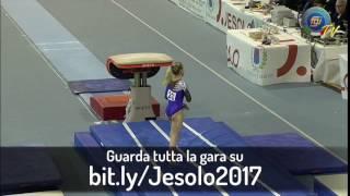 bit.ly/Jesolo2017 - ASIA D'AMATO (Volteggio) - Finali di Specialità