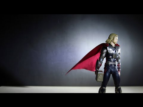 Figma 216 Marvel The Avengers THOR Review