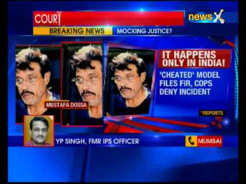 At Mumbai Court, Models Auditioned for Gangster Mustafa Dossa
