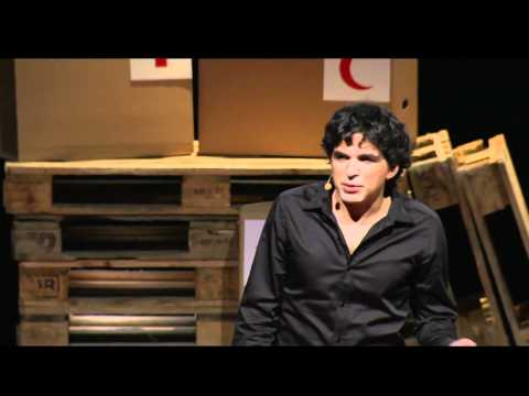 TEDxRC2 - Patrick Chappatte - Revealing the Humanity Behind the News