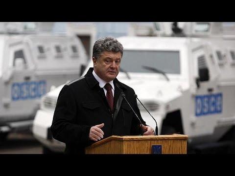 مقتل وجرح عدد من الجنود الأوكرانيين بنيران الانفصاليين في دونيتسك