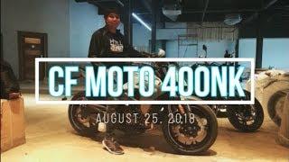 Buying at Motostrada : CF Moto 400NK 2018