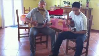 Siku charango y Guitarra - And'Alain y Manu