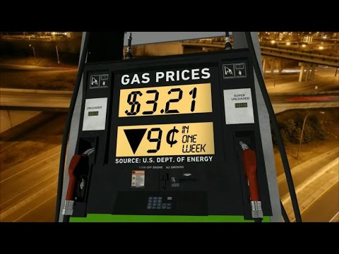 Free Falling Gas Prices