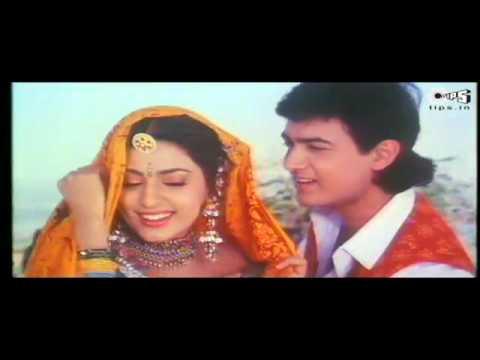 Hum Hai Rahi Pyaar Ke - Aamir Khan   Juhi Chawla - video