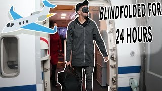 BLINDFOLD SURPRISE TO ANOTHER COUNTRY!!