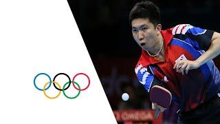 Korea Win in Men's Table Tennis Team Quarter-Finals - London 2012 Olympics