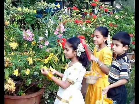 Beautiful Onam Song video