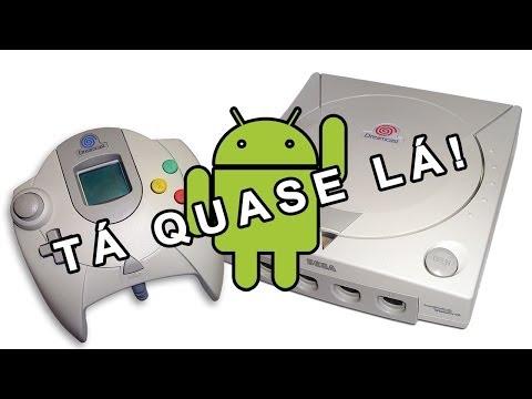 Emulador de Dreamcast para Android - Reicast