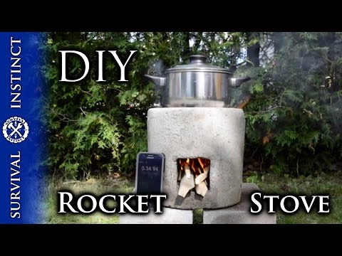 Honest DIY Rocket Stove review