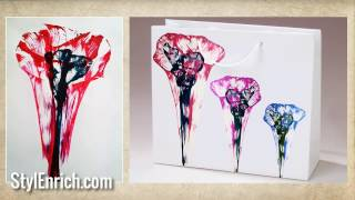5 Amazing DIY Painting Tricks to Make Beautiful Paper Texture Effects | Kids Art Project