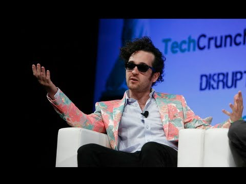Rap Genius with News | Disrupt NYC 2013