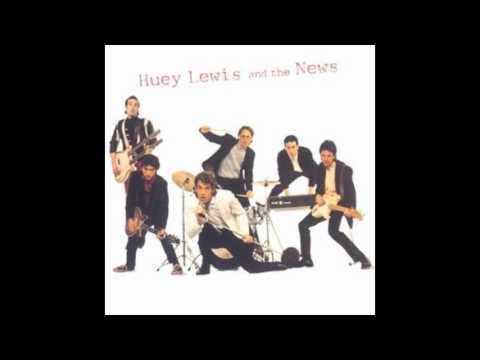 Huey Lewis The News - Giving It All Up For Love