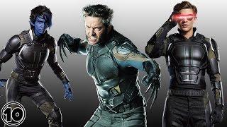 Top 10 X-Men Greatest Super Hero Mutants