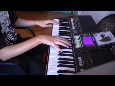 Linkin Park - Waiting for the end (piano instrumental cover) on Yamaha PSR-S550