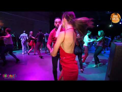 TALAL & ASYA SOCIAL SALSA (Riga Salsa Festival)