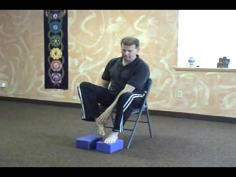 0 Chair Yoga Exercises   Clip 01