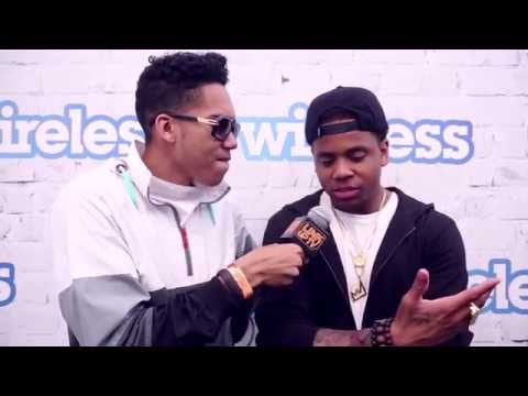"Mack Wilds talks New Single ""Henny"", Favourite Sneakers + MORE At Wireless Festival"