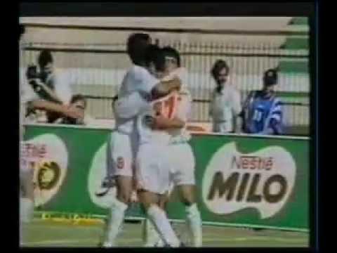 ایران 17 - مالدیو صفر -پرگل ترين بازي فوتبال ايران