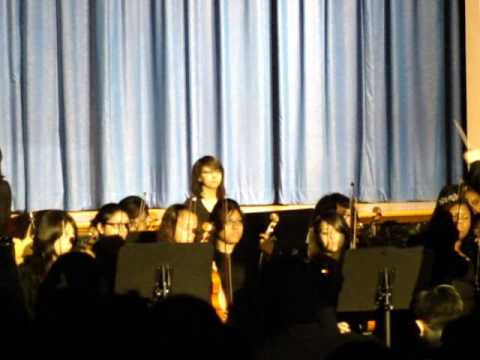 Aquinas High School's Evening of Music and Dance 2011 - Serenade by Jim Brickman