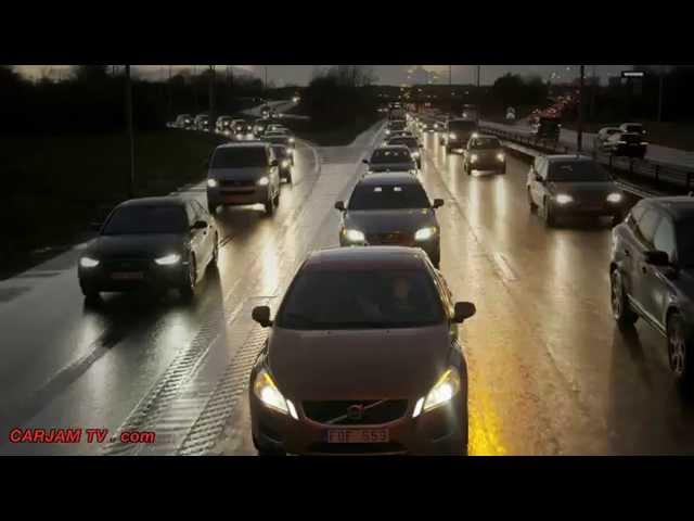 2015 Volvo Self Driving Car How It Works Volvo Driverless Car 2014  CARJAM TV 2014