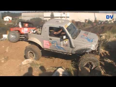 Campeonato Nacional Trial 4x4 2014 - 1� prova Santa Maria da Feira