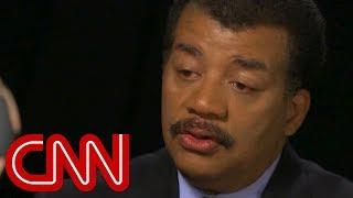 deGrasse Tyson: Trump's 'Space Force' not a weird idea