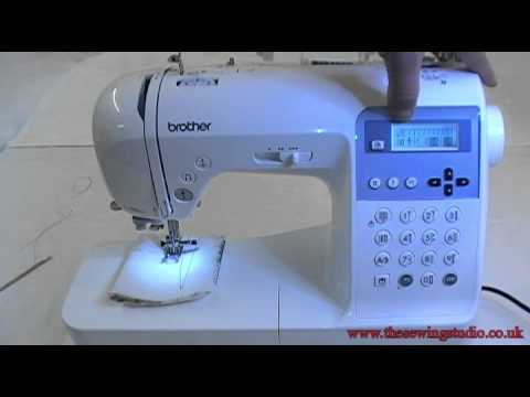 Brother NV 50 Sewing Machine Review (Part-2)