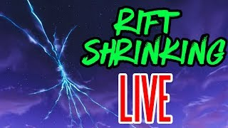 🔴WATCHING THE RIFT CHANGE LIVE!! Fortnite Battle Royale Big Season 5 Event!!🔴