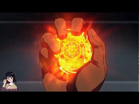 Metal Fight Beyblade - Helios VS Ginga -