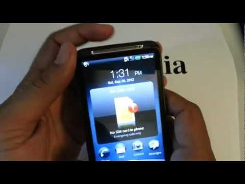 Htc Inspire At&t: HARD RESET easy 1 2 3