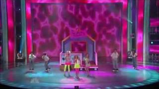 Avery And the Calico Hearts - America's Got Talent  - Wild Card Special