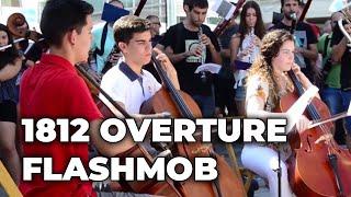 Flashmob 34 Overture 1812 34 Tchaikovsky