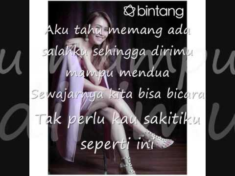 download lagu Kesakitanku (Lyric) cover by Ayu Ting Ting gratis