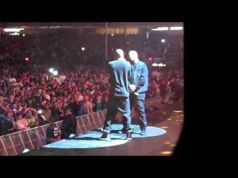 Jay-Z & Drake perform